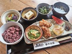 農村レストラン 夢市茶屋