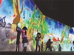 奈良市 古都祝奈良(ことほぐなら)─時空を超えたアートの祭典