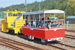秋田県 小坂鉄道レールパーク