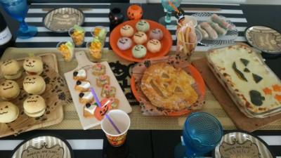 【ハロウィンパーティー】おもてなし料理!!
