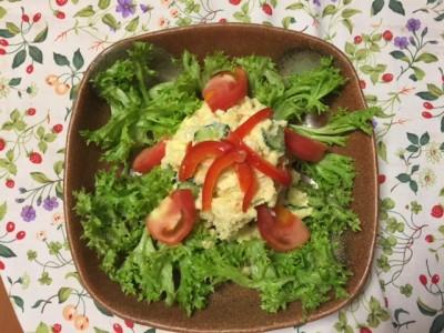 ☆秋のポテトサラダ☆