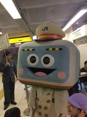 駅ナカで電車まつり!?南武線の体験型駅構内イベントに行ってきました!