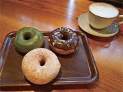 Doughnut Cafe nicotto&mam[ドーナツカフェ ニコット&マム]