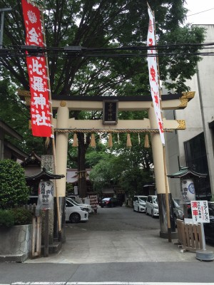 【マタブロ】戌の日・八王子の子安神社へ