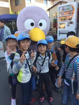 スリーデーマーチ(東松山市)に参加!子供と一緒に10km歩く♪