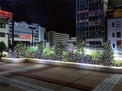 松戸市  松戸駅周辺