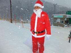 札幌市 札幌藻岩山スキー場 「クリスマスイベント」