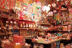 駄菓子屋ハロウィン