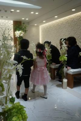 【結婚式】ページボーイ&リングガール