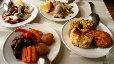 予約困難☆人気のナポリ料理店『CiRO』でランチ♪♪