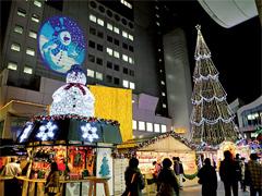 大阪市 ドイツ・クリスマスマーケット大阪2016