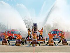 神戸市 平成29年神戸市消防出初式