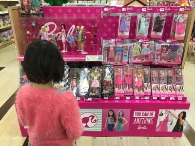 小学1年生(7歳)女子のクリスマスプレゼント選び@キッズリパブリック東戸塚