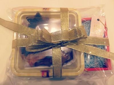 【クリスマスの楽しみ方 2】今年の手作りプレゼント UVレジン