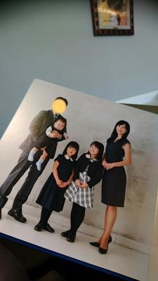 家族写真@らかんスタジオ