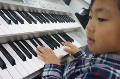 音感は幼児期の今こそ!ヤマハ音楽教室体験