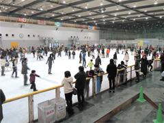 北九州市 北九州アイススケートセンター