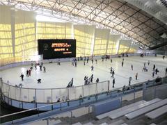 福岡市 福岡県立総合プール アイススケート