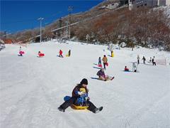 三重県三重郡 御在所スキー場