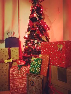 「サンタってママでしょ!?」と小1長女 &クリパ三昧・イルミネーション