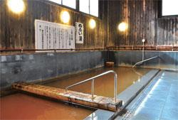 共同浴場 神の湯