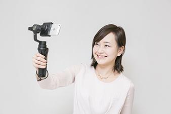 「DJI Osmo Mobile」で動画撮影の楽しさを体験!プレゼントも