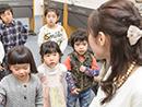 """音楽を""""聴く力""""は 4・5歳までが大きく育つとき!~ヤマハ音楽教室「幼児科」レッスン"""