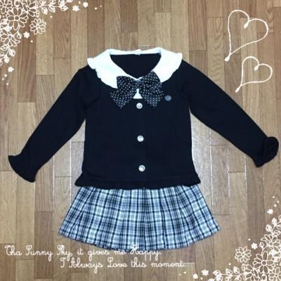 西松屋で入学式の服を買いました♪