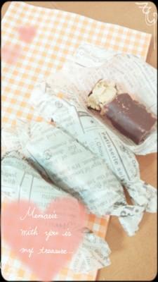 可愛い・簡単・大量生産!ざくざくチョコバーレシピとラッピング。