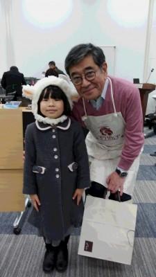 石坂浩二氏・ロウガンズ プラモデル展示会 atたまプラーザテラス