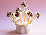 バレンタインに「手作りデコマシュマロ」を贈ろう【三井製糖 親子でワクワク♪ お砂糖レシピ】