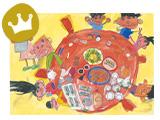 わごはん絵画コンテスト結果発表!個性豊かな1951作品の中から決定