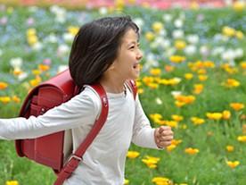 親子で春の不安や心配に「さよなら」しよう!