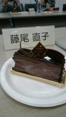 メイトサロン最終回!ショコラ ベルアメールのケーキと楽しいトークタイム