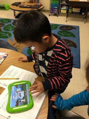【おばちゃん目線 de 社会見学】小学1年生の教室はハイテクいっぱい!【アメリカ現地校】