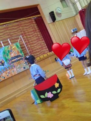 幼稚園生活最後の生活発表会