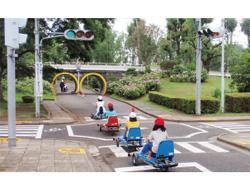 松戸市  ユーカリ交通公園
