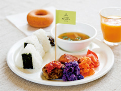 堺市 フロレスタキッチン コドモ