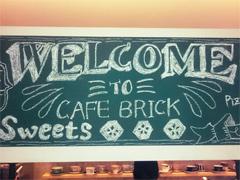 北九州市  CAFE BRICK(ブリック)黒崎店