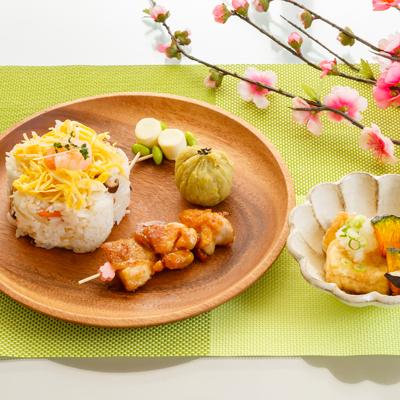 わが家の「和ンプレートお子様ランチ」投稿コンテスト by 三井製糖