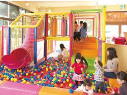 練馬区  Dear Kids cafe上石神井店