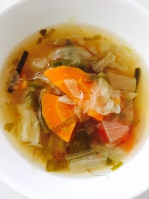 問い合わせ多数の大反響★脂肪燃焼スープの作り方★