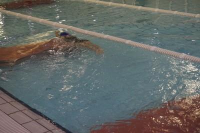 【泳げない小1】4日間短期スイミングで成長