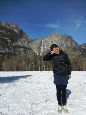 世界遺産ヨセミテ国立公園へ行く ~冬休み子連れ旅行~