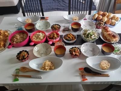 【lunchparty】menuはいつ考える?
