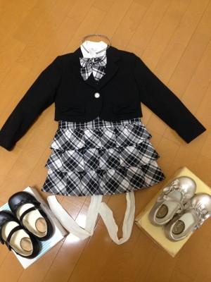 【卒園・入学式】ママ&子ども服。これで良いですか!?