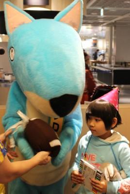 イケアでお誕生日会!7歳をお友達と祝いました☆イケア港北店