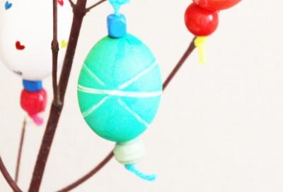【初心者子供向け】イースターエッグ作り方5選|中の出し方から装飾まで