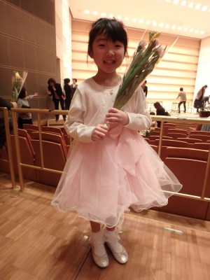 【初挑戦‼‼】長女ピアノの発表会