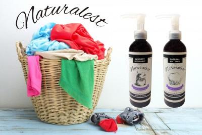 やっと見つけた敏感肌の息子の洗剤&柔軟剤!いい香り&オーガニック!